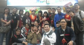 Guilin Branch Successfully Received An Indonesian Incentive Group