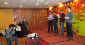 Our Guilin Branch Successfully Received the Beijing Fenwal Company Group