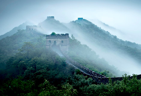 Badaling Great Wall China Dreams 11 Days Tour