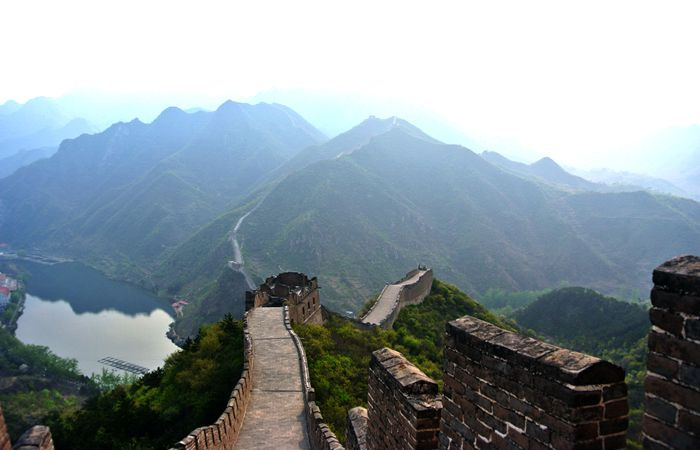 Huanghuacheng Great Wall