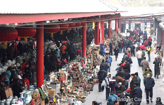 Panjiayuan Antique Market