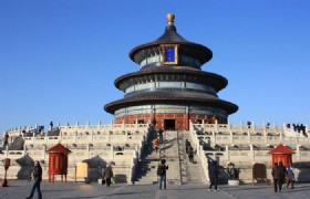 Tiananmen Square Forbidden City and Temple of Heaven Day Tour