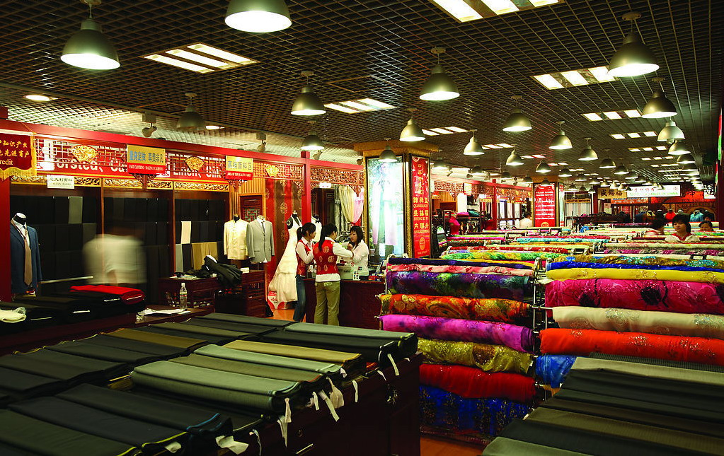 The Silk Market