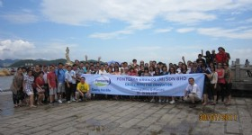 Guangzhou Branch Catered Incentive Group from Malaysia