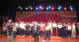 Guangzhou Branch Received 430 Malaysian Incentive Group