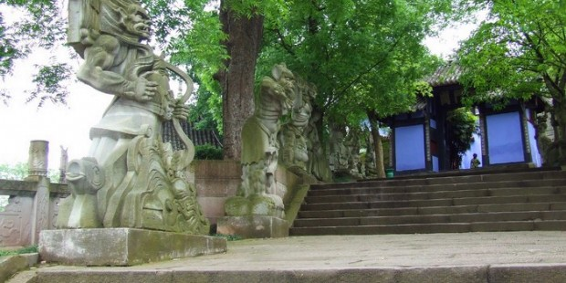 Fengdu Ghost City