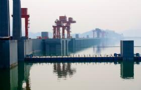 Three Gorges Dam Site 4