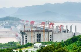 Three Gorges Dam Site 5