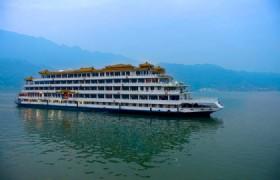 4-Day Chongqing to Yichang 5-Star Cruise Voyage