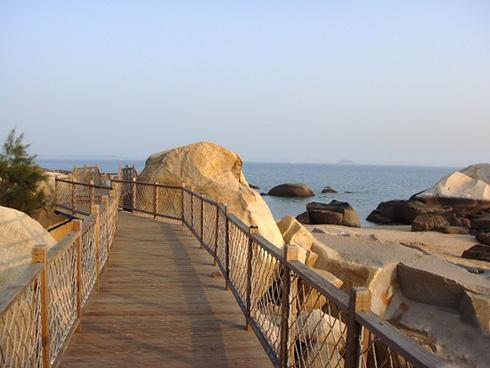 beach in Xiamen