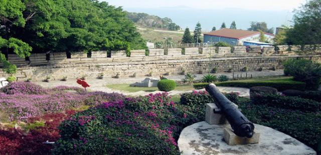 Hulishan Fortress
