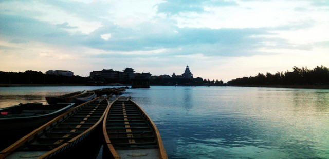 Jimei Tan Kah Kee Memorial Park