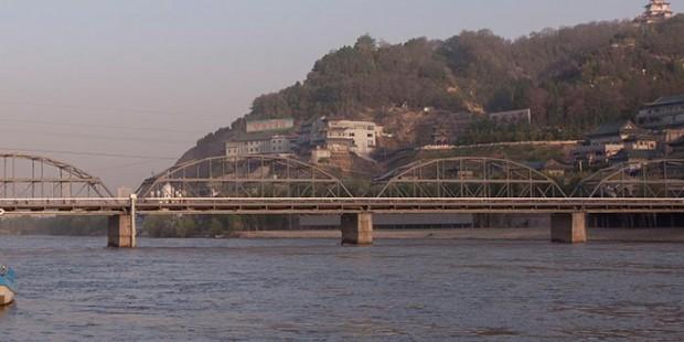Lanzhou Zhongshan Bridge