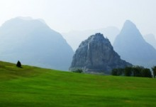 Guilin 6 Days Golf Tour