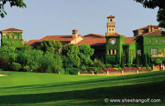Sheshan Golf Club Shanghai
