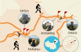 Jiankou-Mutianyu & Jinshanling-Simatai West 2 Days Hiking Tour