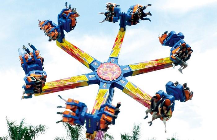 Shenzhen Happy Valley Theme Park
