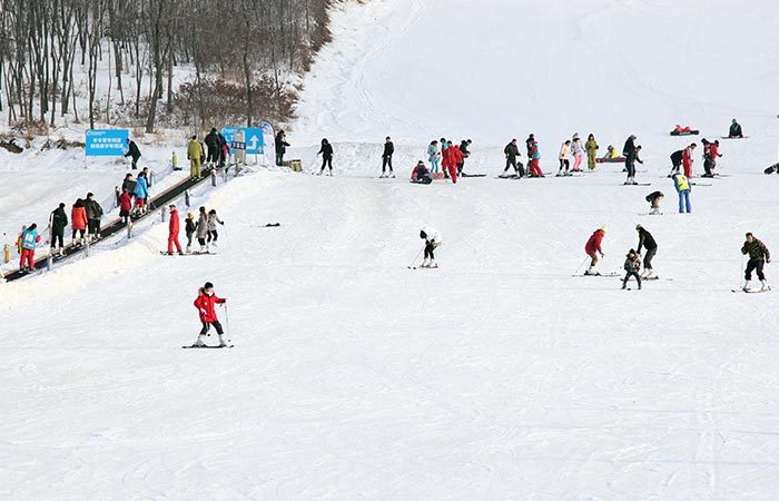 Erlongshan Ski Resort