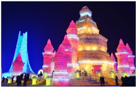 Beijing Ice Festival Harbin 7 Days Muslim Tour