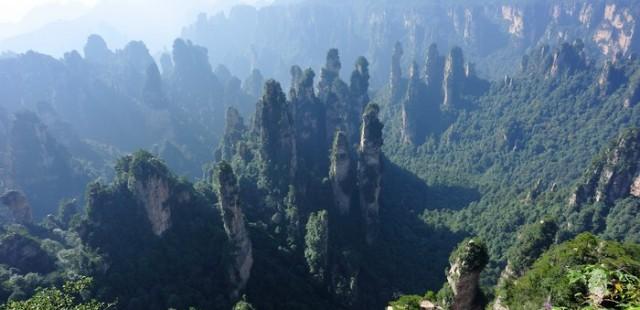 Wulingyuan Scenic Area