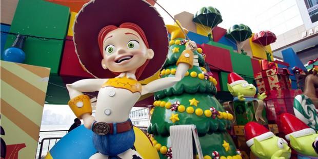 Hong Kong Disneyland 1-Day Ticket
