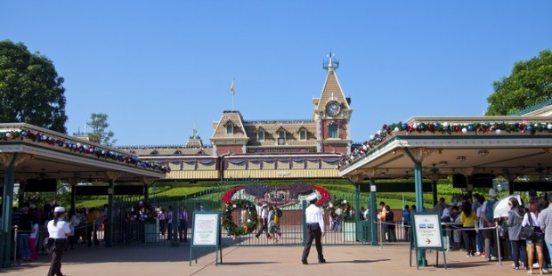 Hong Kong Disneyland 1-Day E-ticket