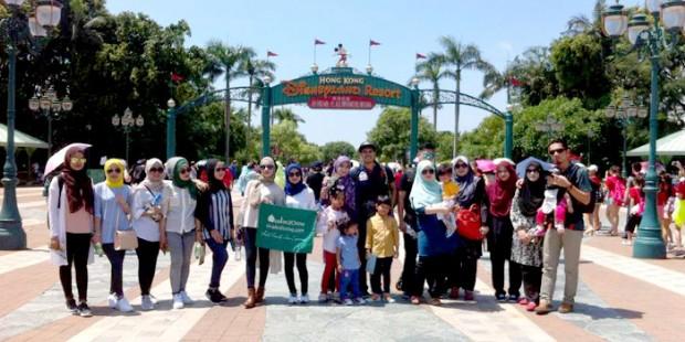 2-Day HKG Disneyland and 1-Day Macau Package