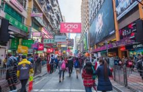 Hong Kong Open Top Bus Starry Night Tour