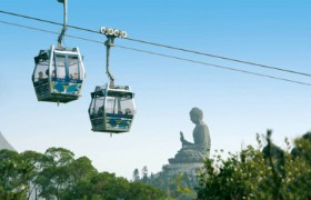 Lantau Island Tour with Round Trip Airport Transfers