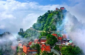 Wudang Mountain & Three Gorges Cruise 9 Days Tour