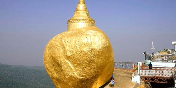 Yangon, Bago and Kyaikhtiyoe Golden Rock 4 Days Tour