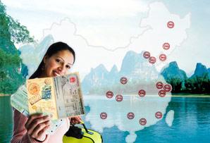 Top Information about Visa Free Transit  in China