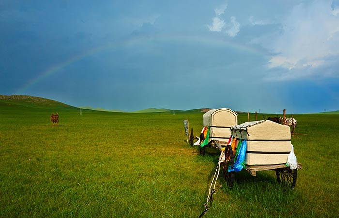 Gegentala Grassland
