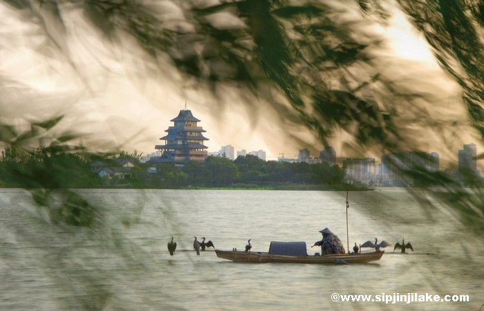 Jinji Lake Scenic Area