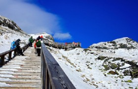 Changbaishan Ski Resort 6 Days Tour