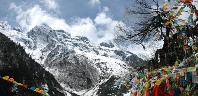 Meili Snow Mountain