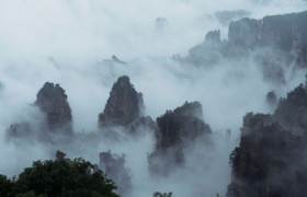 Enchanting Zhangjiajie 5 Days Tour