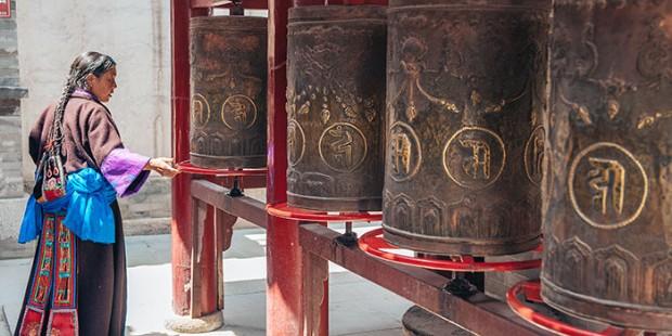 Kumbum Monastery