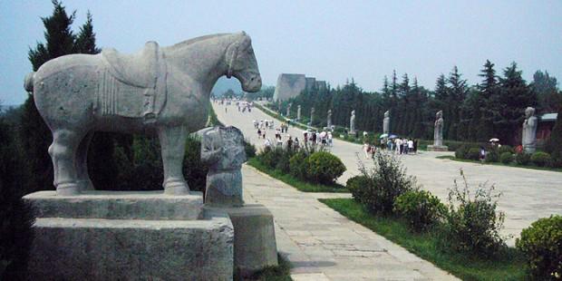 Qianling Mausoleum