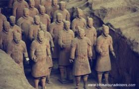 Xian Terracotta Army 2