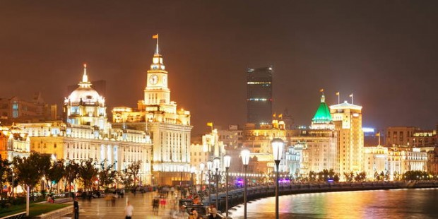 Classic and Modern Shanghai One Day Tour
