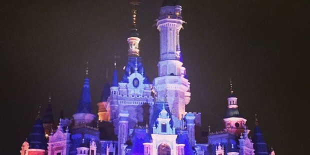 4-Day Shanghai and Disneyland Tour for Muslim traveller