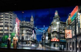 City Walk Experience of the Origins of Shanghai & Open Bus Day tour