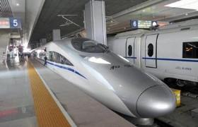 Bullet Train from Shanghai to Beijing