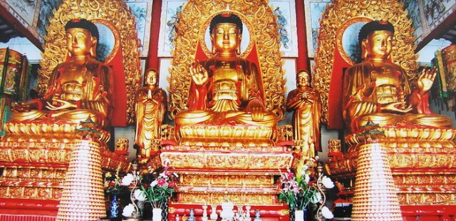Huayan Temple