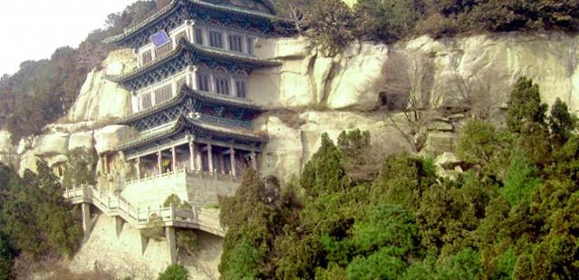 Tianlongshan Grottoes