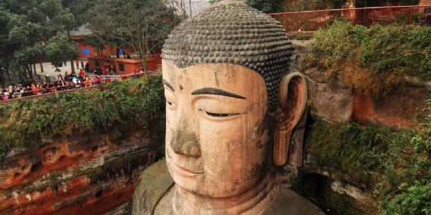 Chengdu and Leshan Mount 4 Days Tour