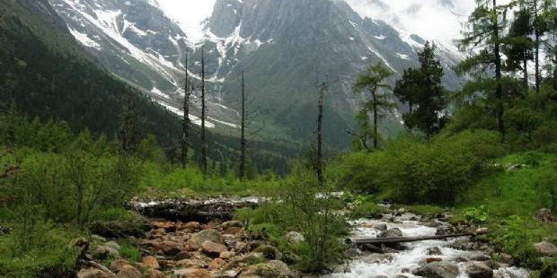 Munigou Valley