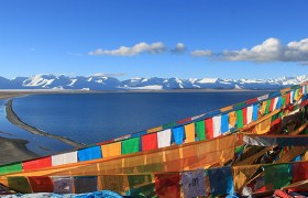 10-Day EBC and Lake Namtso Tour (Mini Group)