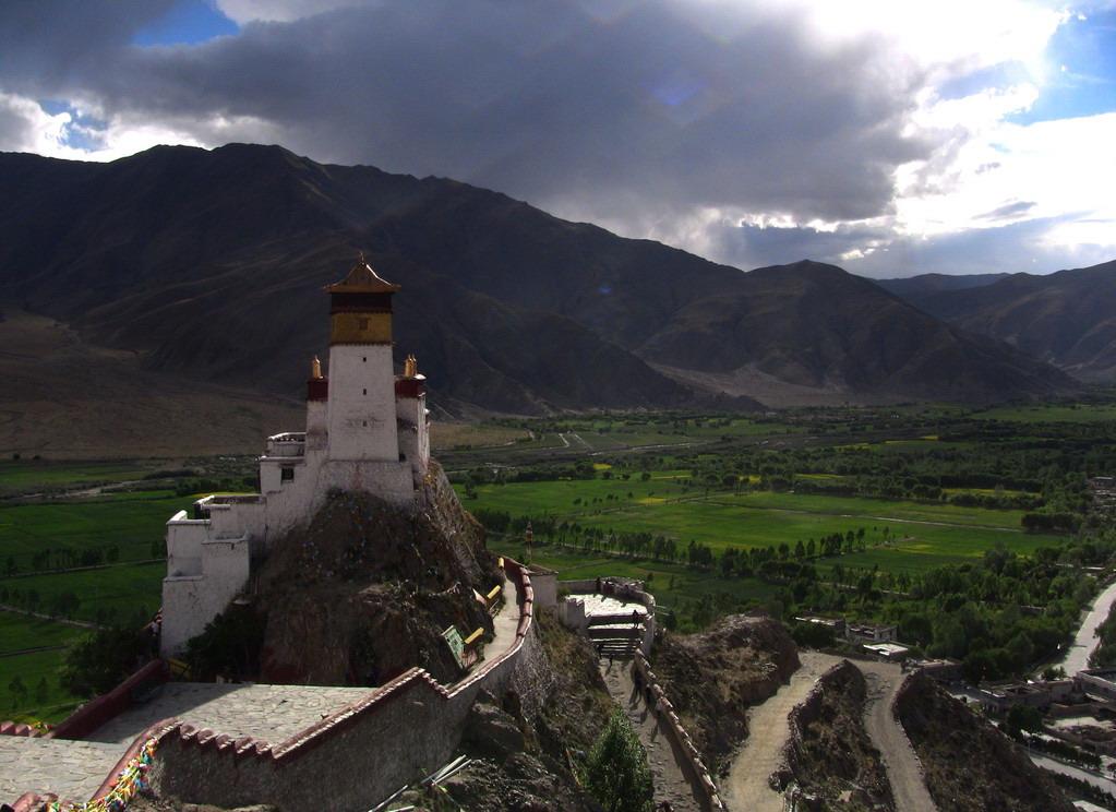 Yumbuklhakang Palace